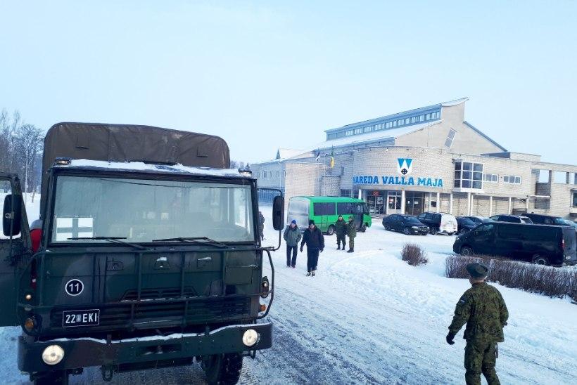 GALERII   Ligi 600 inimest matkas Johan Pitka mälestuseks