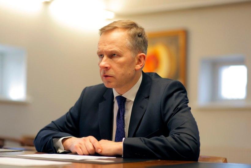 Läti keskpanga juht sai süüdistuse väljapressimises
