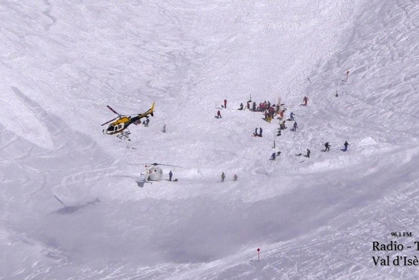 Prantsuse Alpides hukkusid isa ning tema 11aastane tütar