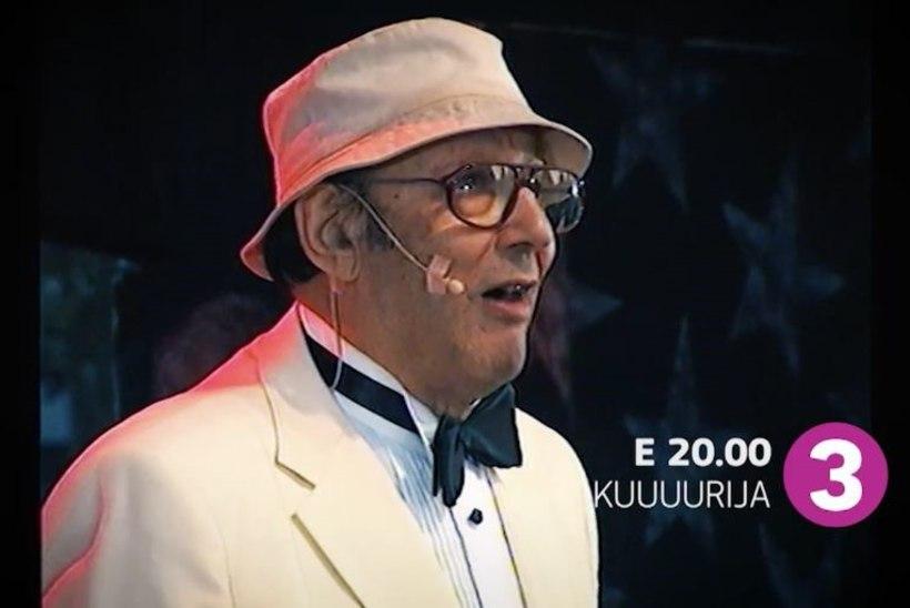 """""""Kuuuurija"""" täna: kuidas Eino Baskinilt üleöö teater käest võeti?"""