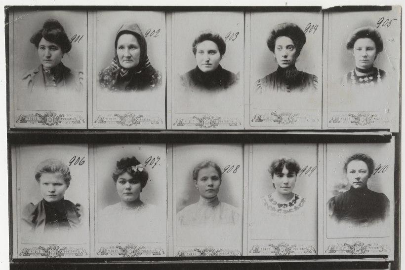 SAJANDITAGUSED LÄBIELAMISED: porduelu vastsündinud Eesti riigis polnud sugugi glamuurne