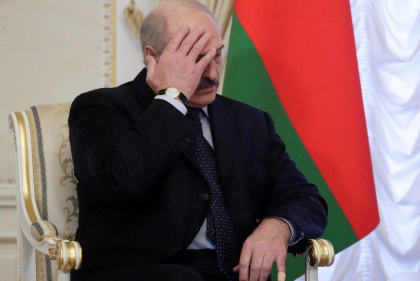 Valgevene president sundis keset ööd välisministeeriumi olümpiakomiteele protestinooti väljastama