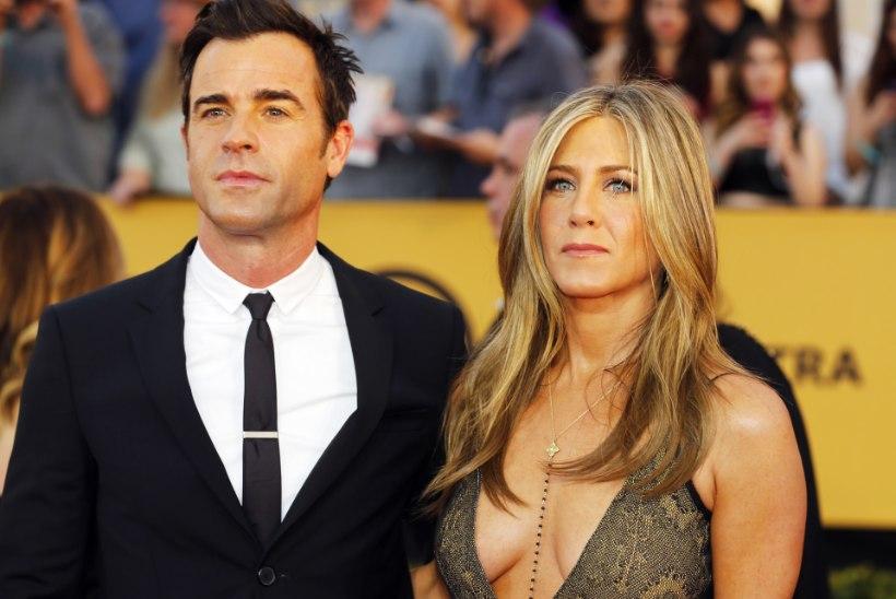 Jennifer Aniston teatas teise abielu purunemisest