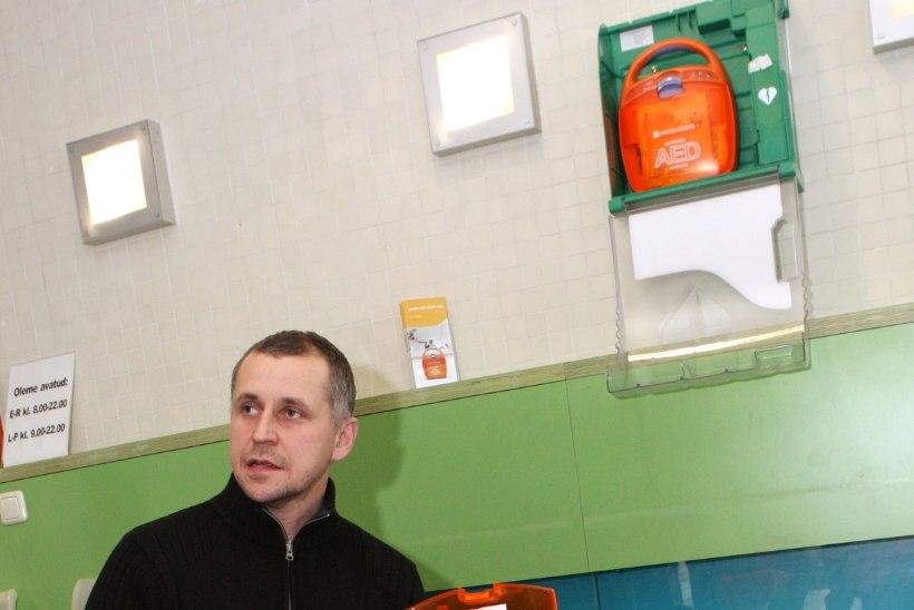 Kurb päev: Tartu maratoni rajal suri professor Rein Ahas