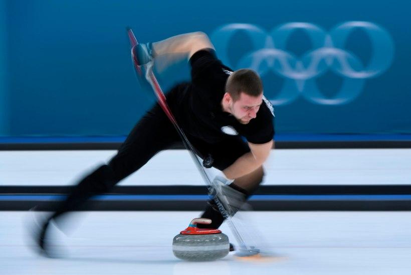 Venemaa curlingujuht dopinguga vahelejäämisest: see oli diversiooniakt!