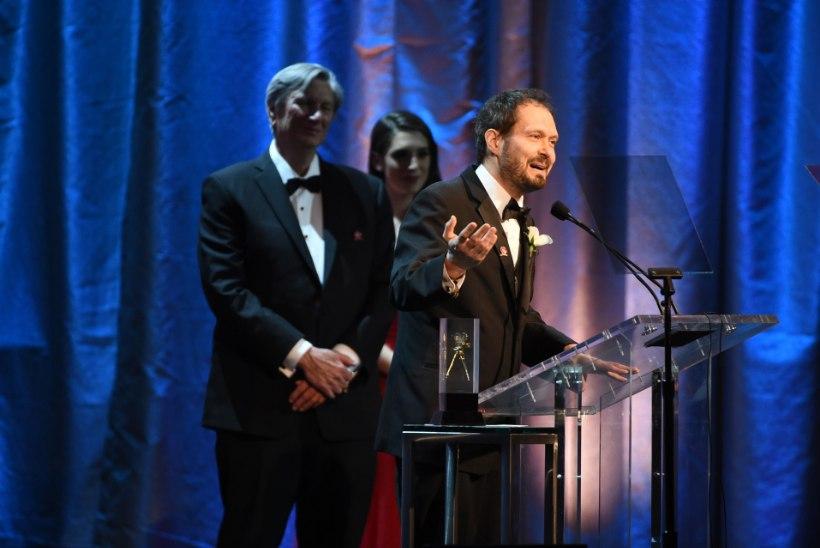 """""""Novembrit"""" operaator Mart Taniel võitis Ameerika operaatorite gildi preemia"""