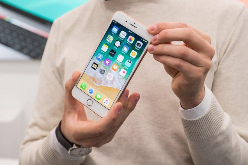 Apple müüs eelmise aasta lõpus üle 77 miljoni iPhone'i, ent sellest jäi ikka väheks