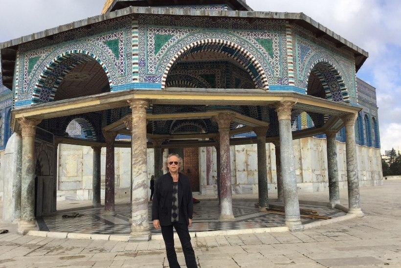 Dirigent Andres Mustonen: Iisrael on maailma keskpunkt