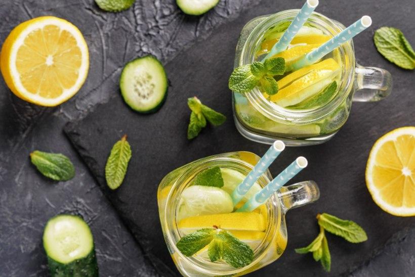 Kas sa tead, milliseid tõbesid saab leevendada sidrunivee joomisega?