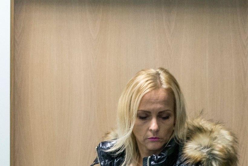 Politsei tabas kaks kuud vanglast viilinud tapatöö tellija Kelly Maasika otse Tallinna kesklinnas