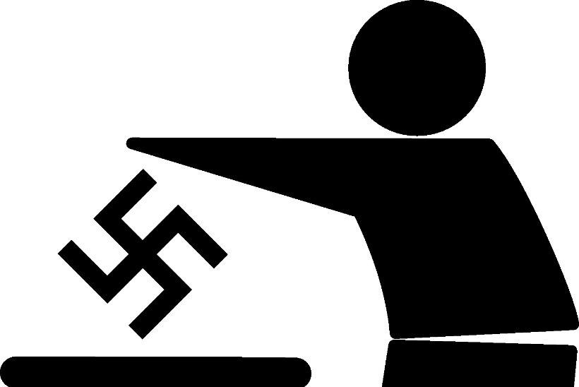 Natsilippu lehvitanud noored sattusid kaklusse, ent karistada neid ei saa
