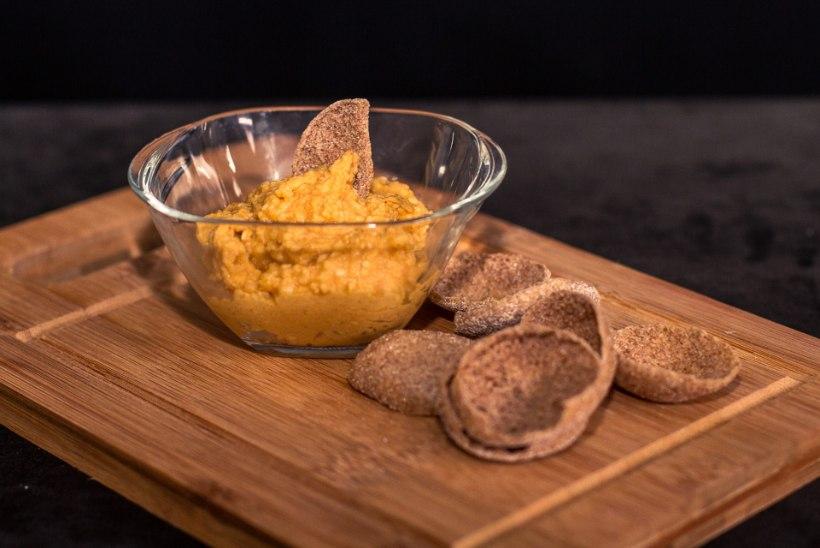 SELVERIGA KÖÖGIS | Hummus ehk vürtsikas kikerhernemääre