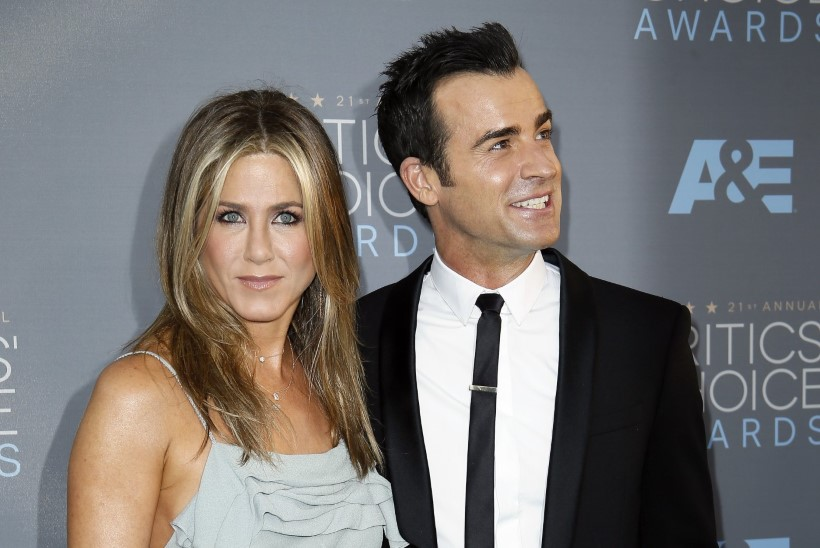 Insaider: Anistoni ja Theroux' probleemid said alguse juba enne abiellumist