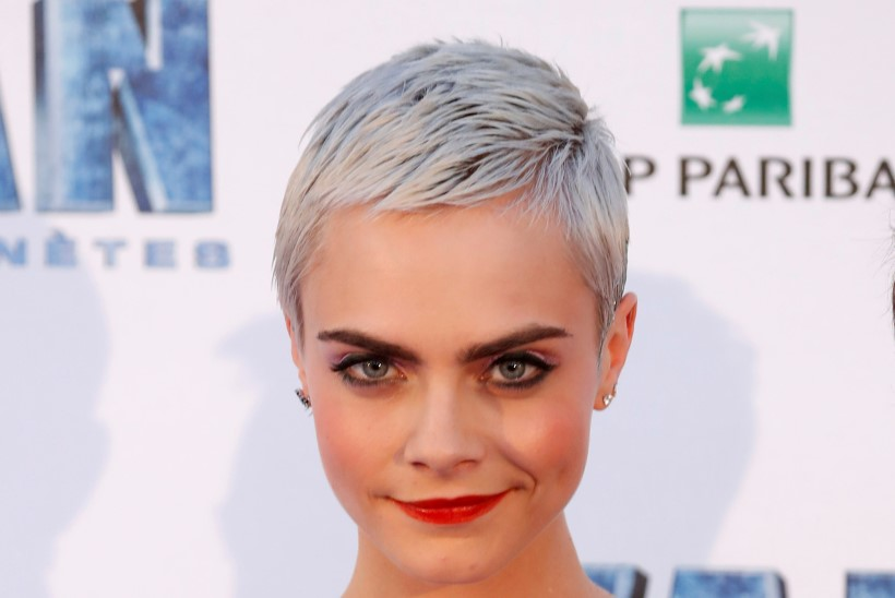 Jacko tütar Paris Jackson nahistab biseksuaalse supermodelliga