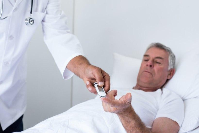 Teist tüüpi diabeet on eakatel sageli üleravitud