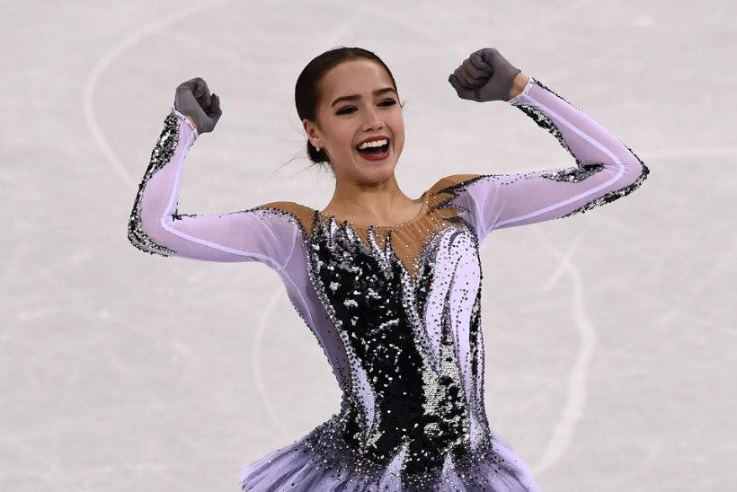 Venelaste kullapõud saab olümpial õige pea läbi