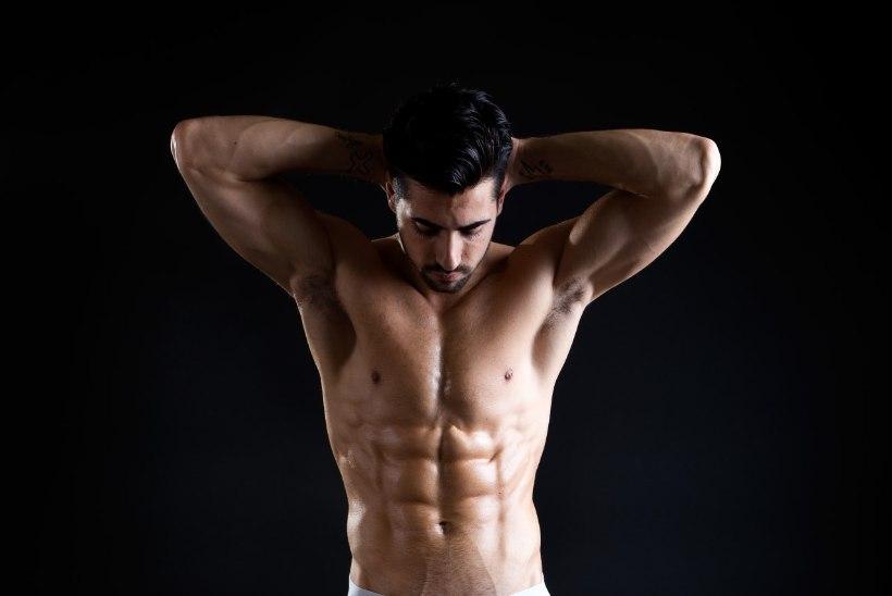 DAVID BECKHAMI KONKURENT: ülekaalulisest ärimehest sai modell