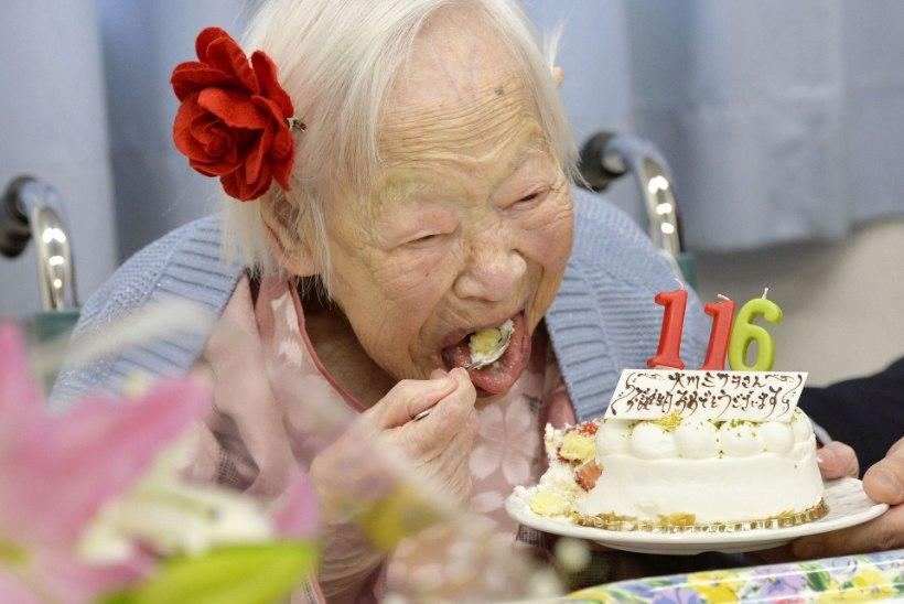Mida süüa, et elada vähemalt 100aastaseks?