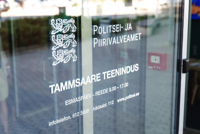 5dac2b58c3d Politsei tuletab meelde: tellisid uue passi, tule sellele järele! Politsei- ja  piirivalve ameti Tammsaare teenindus ...