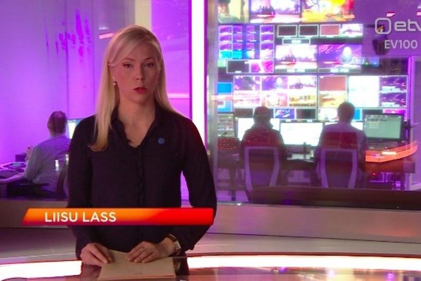 """ERR-i teleuudiste juht Liisu Lass selgitab, miks """"Aktuaalse kaamera"""" stuudio streigib"""