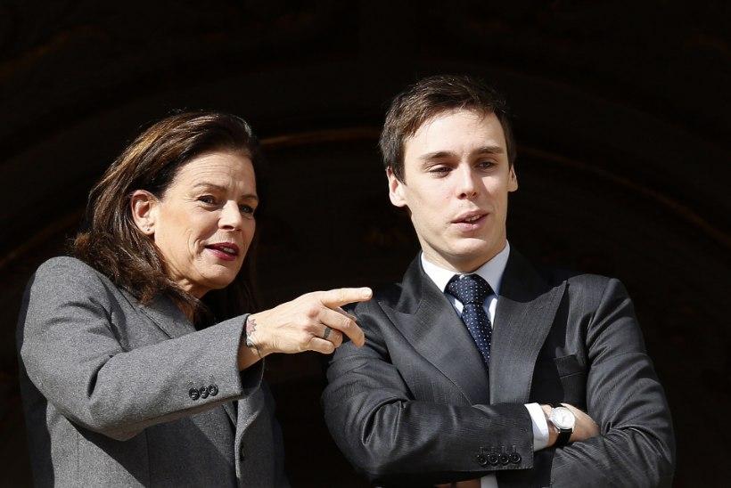 Printsess Stéphanie poeg abiellub
