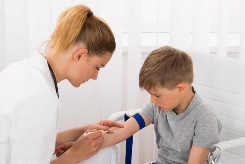 Peagi saab autismi kindlaks teha vereprooviga