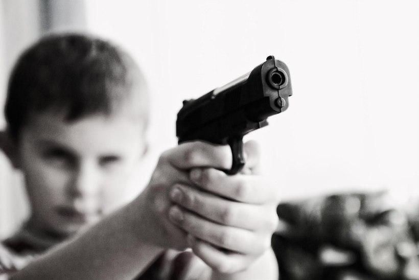 TEINE TASE   Kas koolitulistamistes saab süüdistada videomänge?