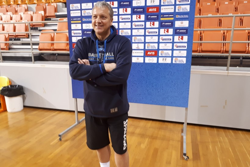 ÕL KREEKAS   Peatreener Sokk kreeklaste tähtmängijast: Bourousis pole veel kõige hullem