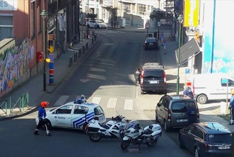 Politseioperatsioon Brüsselis oli valehäire