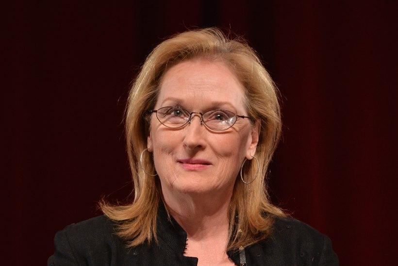Weinstein mässis Meryl Streepi oma seksiskandaali
