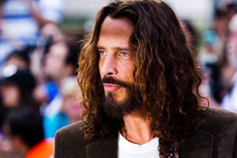 Soundgardeni laulja lesk süüdistab end oma mehe enesetapus