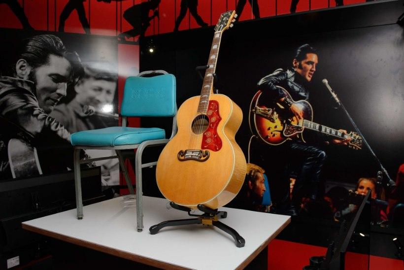 Legendaarset kitarritootjat Gibsonit ähvardab pankrot