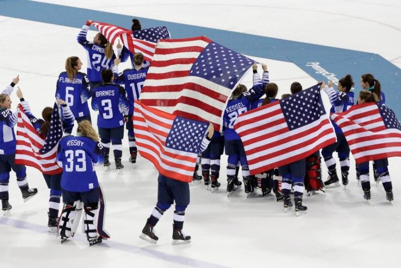 ÕHTULEHE HOKINURK | Kas olümpiaturniiri parim mäng on juba nähtud?