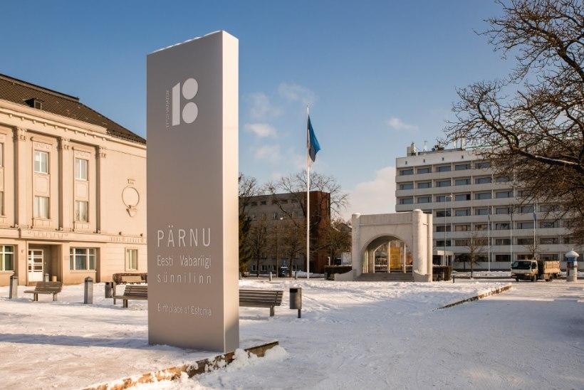 EV100 Pärnus: vabariigi loojatele avatakse mälestusmärk