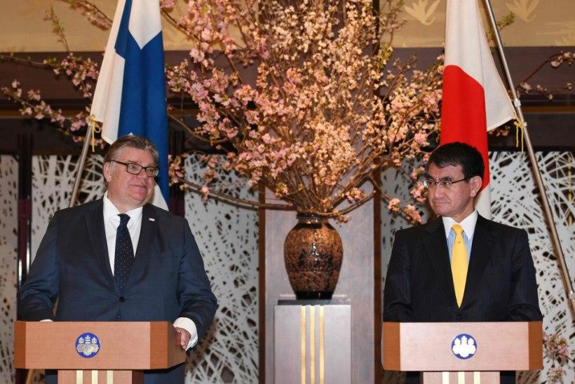 Soome välisminister paljastas Jaapanis viibides, kus ikkagi asub Muumiorg