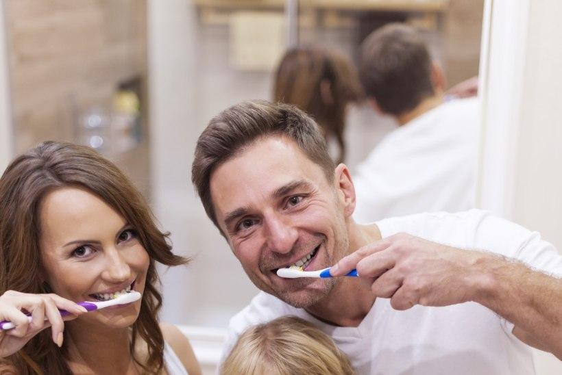 Kümme asja, mida tervete hammaste nimel silmas pidada