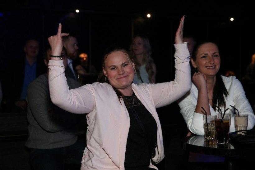 FOTOD ja VIDEO | Soome eestlased lükkasid Helsingi ööklubis käima raju EV100 möllu