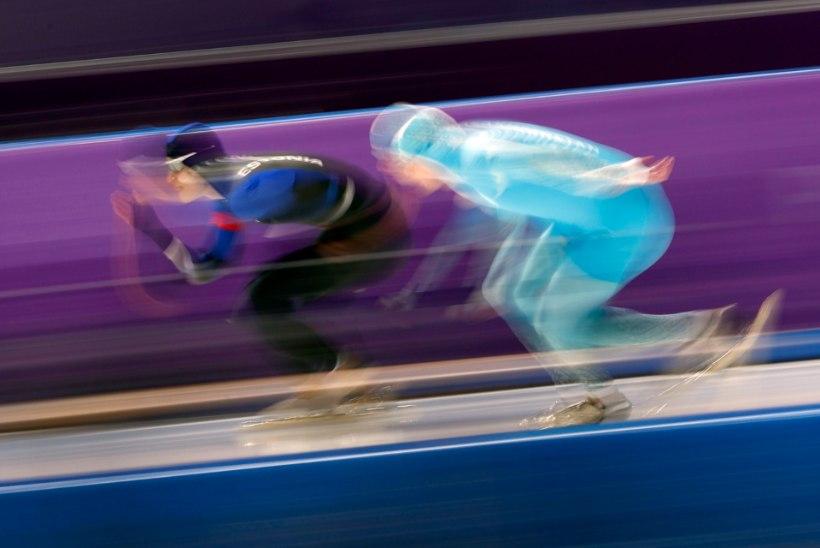 OLÜMPIAPÄEVA KOKKUVÕTE | Liiv uisutas 20 hulka, üllatusmeeskond hokifinaalis, 15aastane piiga tõi venelastele esimese kulla