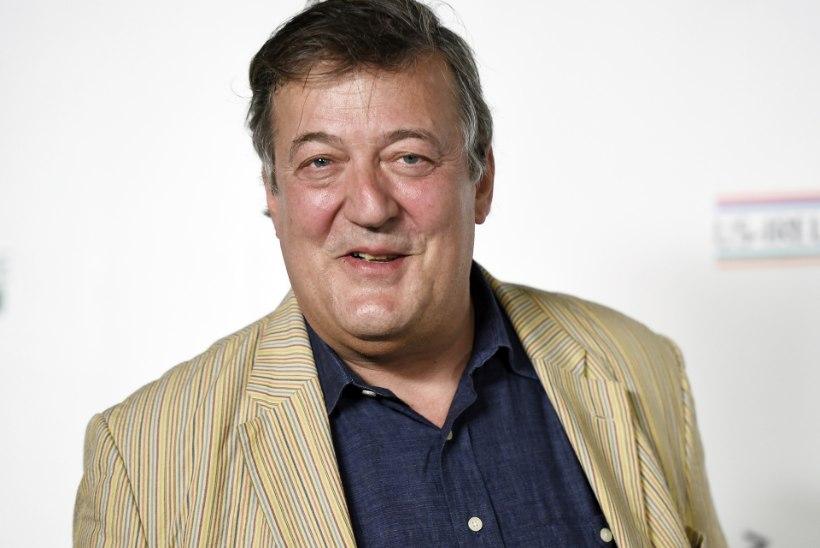 VIDEO | Stephen Fry teatas, et põeb eesnäärmevähki