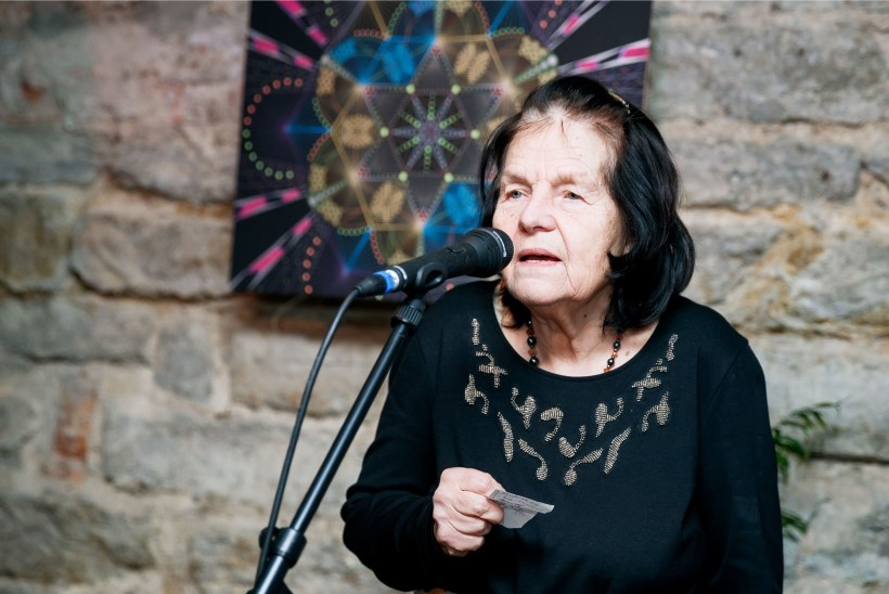 ÕL VIDEO JA GALERII   Pungikuninganna Maie Parrik tähistas sünnipäeva kontserdiga