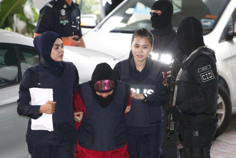Kim Jong-nami mõrvas süüdistatav naine: pidin sarnastes tüngades raha eest osalema varemgi