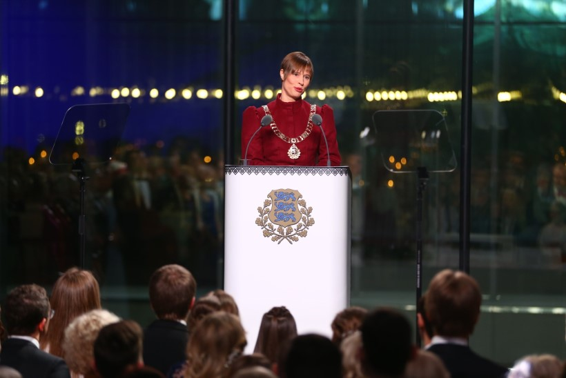 VIDEO | Presidendi kõne: riigi väärikus ei kasva sellest, kui kutsume tungivalt, isegi käskivalt, üles pühendama oma elu ja lapsi Eestile