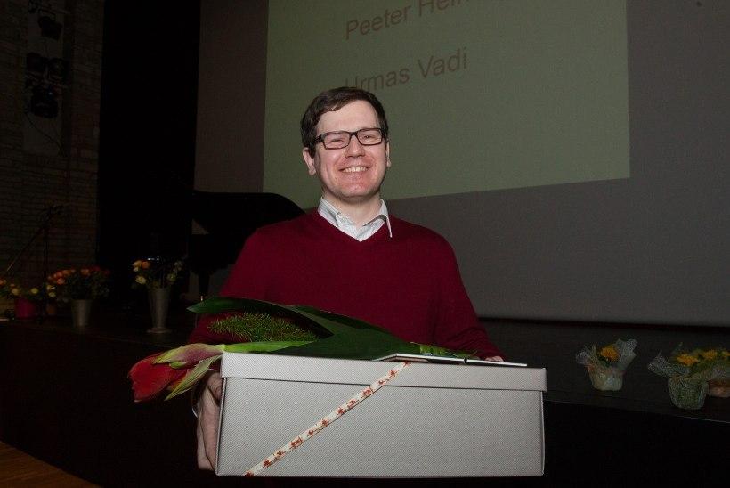 Peeter Helme arvates oli presidendi kõne veidi igav: kohustuslikku oli palju
