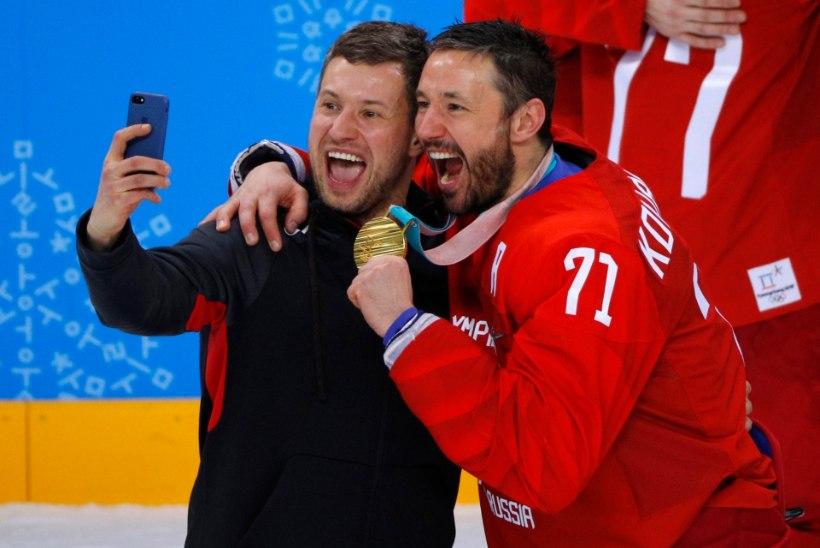 Viiendal katsel olümpiakullani jõudnud Ilja Kovaltšuk: olen 5aastasest saadik sellest unistanud
