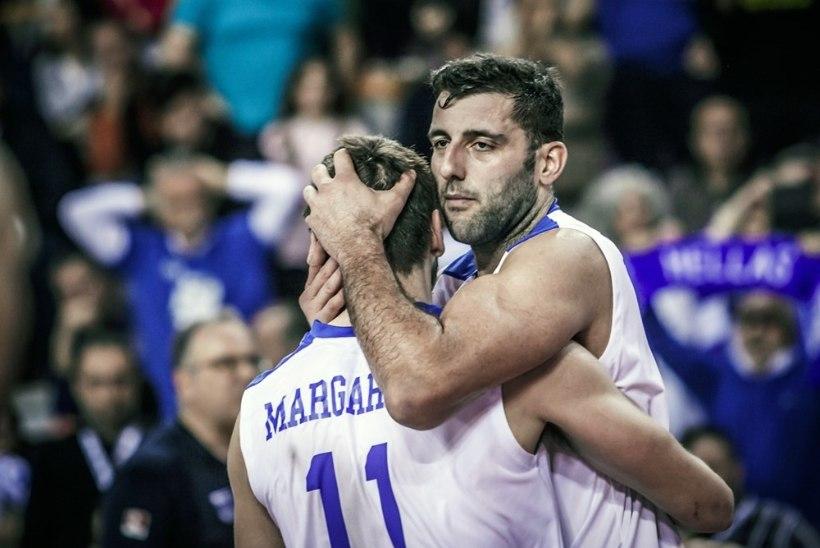 Kreeka korvpallikoondis pääses brittide vastu taas üle noatera, Island sepistab järjekordset pisikest imet