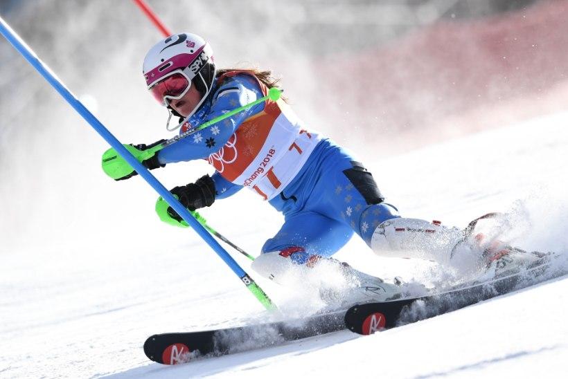 ÜLEVAADE | Saskia Alusalu oivaline sõit ja Kristjan Ilvese metsik pingutus ehk Eesti sportlaste tulemused Pyeongchangis