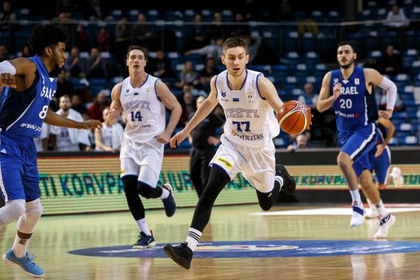 Kullamäe debüüt, Olmre esiletõus, vanameistrite klass: Eesti korvpall elab siiski!