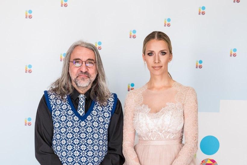 Aivar Pohlak: tütar Anni soovitas mul kanda valget särki, kuid tahtsin musta särgiga sõnumit edasi anda