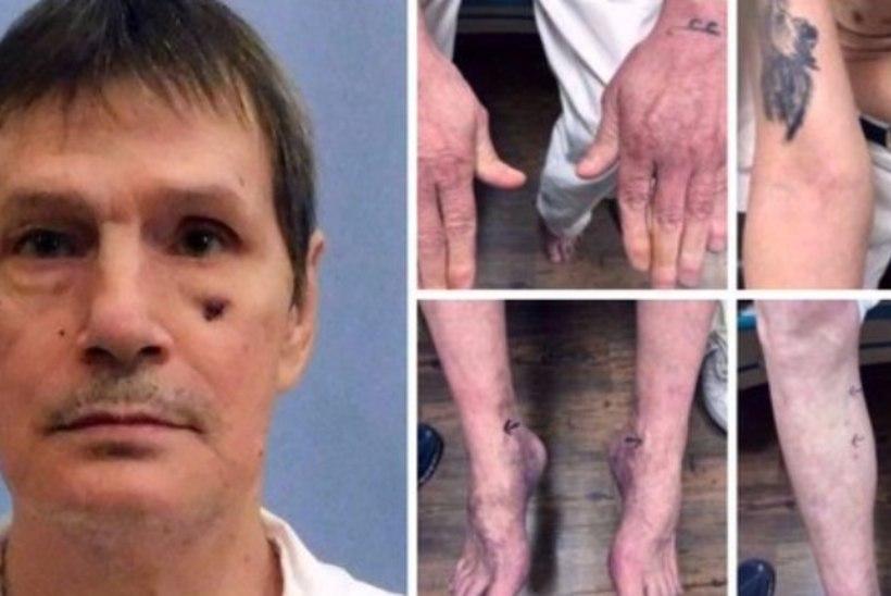 Surmamõistetule ei õnnestunud süsti teha, vang pöördus kohtusse