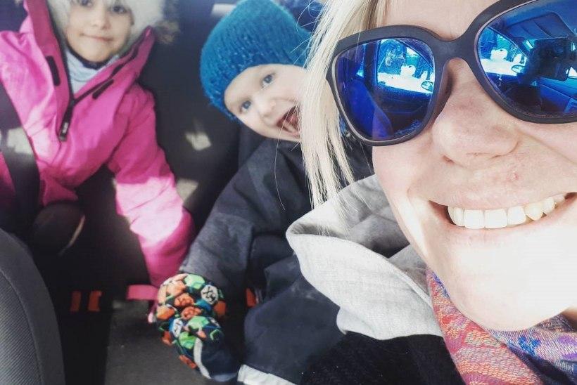 Heidi Hanso jagab imejoogi retsepti: Uma ja Raju tervisesmuuti hoiab haigused eemal!